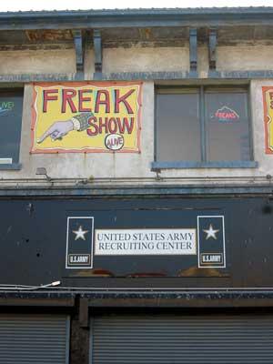 freakshow-army