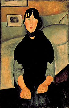 modigliani-youngwoman