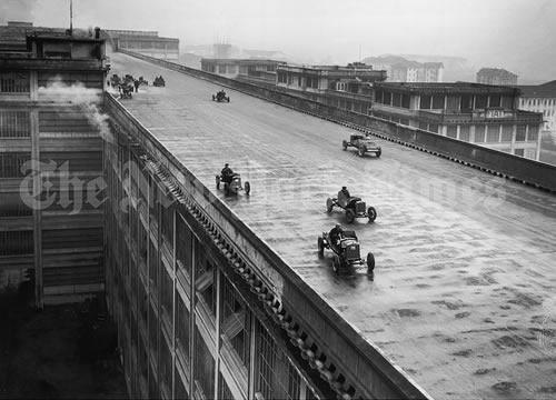 Fiat Works test track