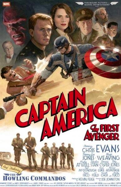 CaptainAmericaVintagePoster630