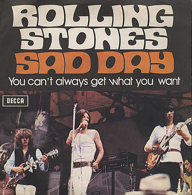 Rolling Stones - Sad Day