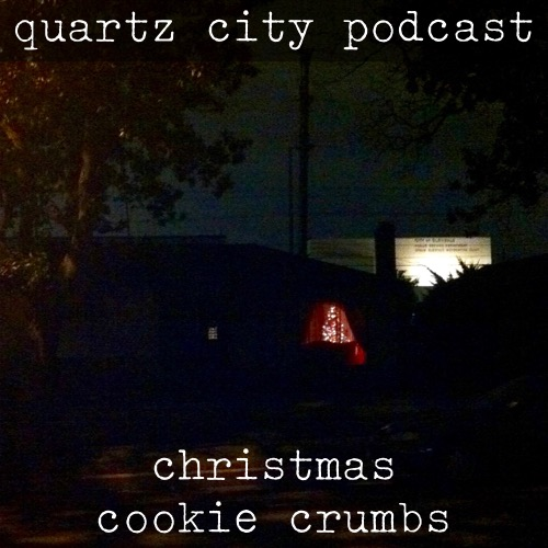 qc podcast logo Christmast Cookie Crumbs 500
